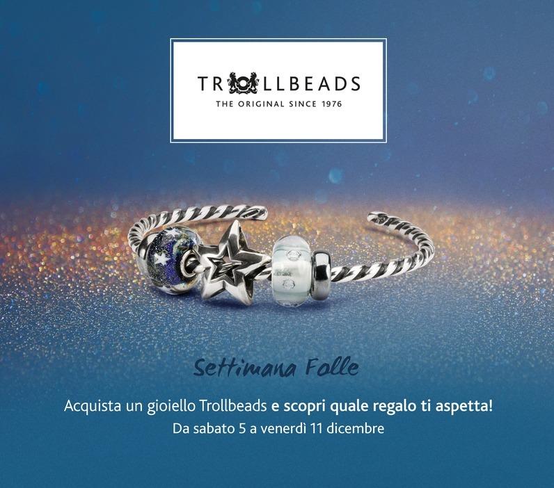THUN BY TROLLBEADS: NUOVO BRACCIALE A SOLI € 99